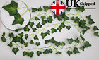 Artificial Best English Ivy Garland Vine garden Fake wedding Halloween 2m 6ft 5