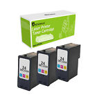 18C1523 (#23) & 18C1524 (#24) Remanufactured Ink Cartridge For Lexmark X3530