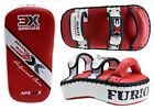 3X Sports Kick Shield Thai Pads KickBoxing Focus Mitts Arm Pad Training Shield