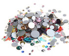 1440pcs Crystal Glass DIY flatback Rhinestones for Nail Art Phone Case Decor
