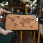 New Natural Wooden Wood mobile Phone Cases  For iPhone7 7plu 6 6 plus 6s 6s plus