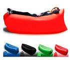 Self Automatic Air Inflatable Indoor Outdoor Lounge Couch Seat Sofa Bed Chair