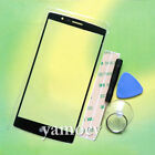 New Front Outer Screen Glass Panel Lens for LG G4 H818 H815 H810 + Tools 3M Tape