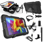 "For Samsung Galaxy Tab 4 7.0"" SM-T230NU T237 Armor Rugged Hard Case Cover+Bundle"