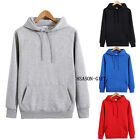 HXMen's Casual Slim Pullover Fleece Hooded Sweatshirt Hoodie Sweats Hoody Jumper