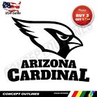 NFL Arizona Cardinals Premium Decal Sticker Wall Car Laptop Phone Football on eBay