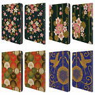 HEAD CASE DESIGNS LACQUERWARE LEATHER BOOK WALLET CASE FOR APPLE iPAD AIR 2
