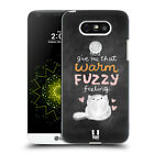 HEAD CASE DESIGNS MOONSTRUCK AND BEWILDERED HARD BACK CASE FOR LG G5 H850 H840