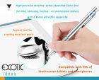 1.4mm copper high precision active capacitive stylus pen drawing iPad SurfacePro