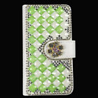New Colorful Bling Crystal Diamond Wallet Flip Case Cover For wiko Phones