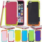 for apple iphone 6s plus 6 plus case cover black white hot pink blue green