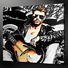 GEORGE MICHAEL WALL ART CANVAS PICTURE PRINT VARIETY OF SIZES FREE UK DELIVERY