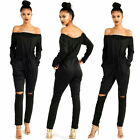2017 Womens Sexy Bodycon Bandage Strapless Tight Waist party clubwear Jumpsuits
