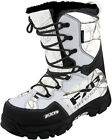 FXR Mens & Womens Realtree™ AP Snow Snowmobile X Cross Boots Snocross