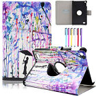 """Leather Flip Stand Card Slots Case Cover For Amazon Kindle Fire 7"""" 5th Gen 2015"""