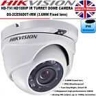 HIKVISION DS-2CE56D0T-IRM TURBO HD-TVI CCTV 1080P HD 2.0MP 20M IR DOME CAMERA