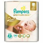 PAMPERS Premium Care Protection Gr.2 MINI 3-6 kg 22 -480 Windeln für 1/2/3 Monat