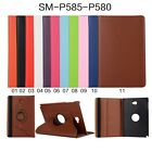 Folio Leather Case cover / Stand for Samsung Galaxy Tab A 10.1 with S Pen P580 g