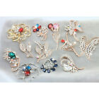 Austrian Crystals Brooches, Pins for Scurf-Garment