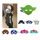 Star War Masks - Felt masks for Kids Halloween Costume Birthday Party Favor