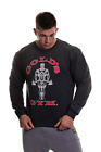 "Golds Gym   Sweatshirt    , Gold´s Gym U.S.A  Pullover "" CREW NECK SWEATER """