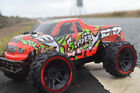 MUSCLE LARGE MONSTER TRUCK BUGGY OFF ROAD 2.4GHZ RADIO REMOTE CONTROL CAR 20KM/H
