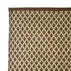 Hand Woven Rugs Jute and Cotton Blend- Diamond Design