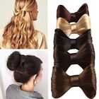 New Fashion Women Hair Clips Bow Ties Wig Hairpin Hairpin Girl's Wig Hairpin