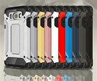 New Slim 2-Piece Hybrid Luxury Shock Proof Armor Case Cover for Mobile Phones