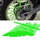 72Pcs Spoke Wrap Kit Covers Spokes Rim Wheel Custom Colours Harley Davidson