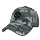 Punisher Skull Military Navy SEALS Camo Pink Black Khaki Green Baseball Hat Cap