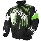 Arctic Cat™ Men's Fallout Pro Flex® Snowmobile Jacket - Lime - 5240-47_