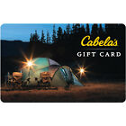 $50 Cabela's Gift Card For Only $40! - FREE Mail Delivery