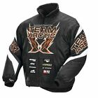 Arctic Cat Men's Orange Team Arctic Sponsor Snowmobile Jacket, 5250-16_