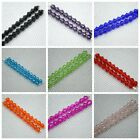 Free Shipping 100PCS New DIY Charm Crystal 4mm 5301 Bicone Beads  4mm