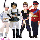 BOYS PRINCE CHARMING STORYBOOK BOOK DAY HISTORY DAY CHILDS FANCY DRESS COSTUME