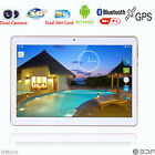 10 inch 3G Phone Call Android 5.1 Quad Core WiFi GPS FM Tablet pc 2GB+16GB GPS