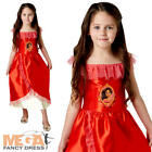Elena of Avalor Girls Disney Princess Fancy Dress Childrens Kids Costume Outfit