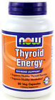 NOW FOODS Thyroid Energy™ - 90 Vcaps®