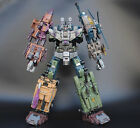 New Jinbao K.O. OVERSIZED Warbotron Bruticus Decepticons transformer toy COOL