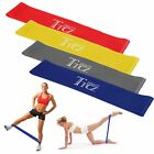 Resistance Exercise Loop Bands Home Gym Fitness Yoga Stretch & Squat Training image