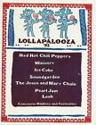 LOLLAPALOOZA MUSIC FESTIVAL 1992 Poster Concert Lineup [Multiple Sizes]
