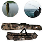 0.8M/1.2M Fishing Rod Bags Tackle lure Box Storage Fishing Case Folding Soft
