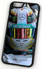 NEW LEWIS HAMILTON IN CAR F1  IPHONE  PHONE CASE COVER FITS ALL IPHONE MODELS.