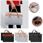 "Notebook Laptop Sleeve Bag Pouch Handle Cover For MacBook Air Pro 11"" 13"" 15"""