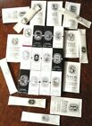 DIPTYQUE PERFUME FRAGRANCE SPRAY MINI SAMPLE VIAL 2ml .06oz  PICK YOUR SCENTS