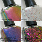 Ms. Sparkle - Queenbees & Wannabes Collection - Flakies Duochrome Nail Polish