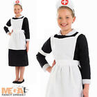 Nurse Girls Fancy Dress Florence Nightingale World Book Day Kids Childs Costume