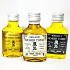 Organic Conditioning Beard Oil, lightly scented, Beard Tonic by Revered Beard