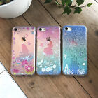 3D Shockproof Soft Alice Mermaid TPU Gel Back Case For iphone 6/6S plus /7 7PLUS